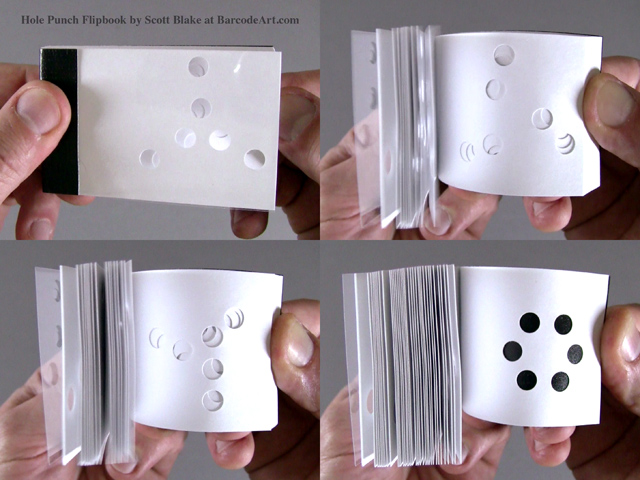Hole Punch Flipbook